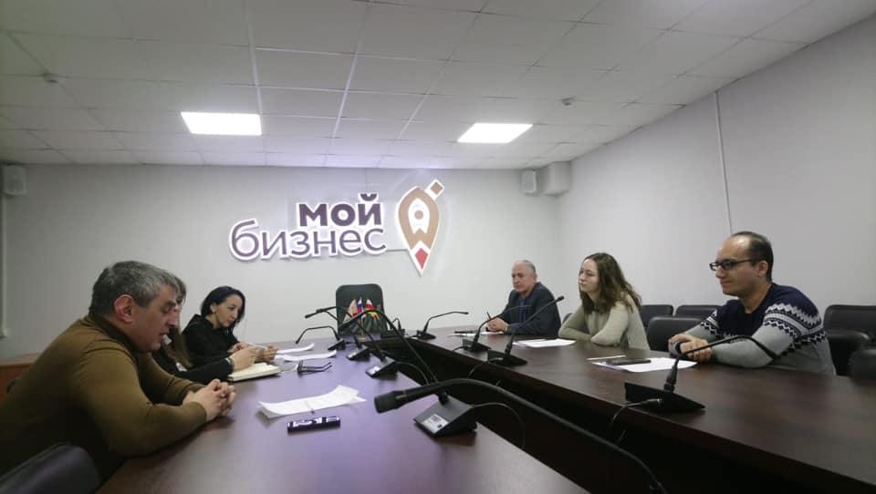 Встреча с общественными представителями АСИ в регионе