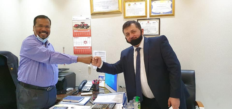 Бизнес-миссия в Дубай