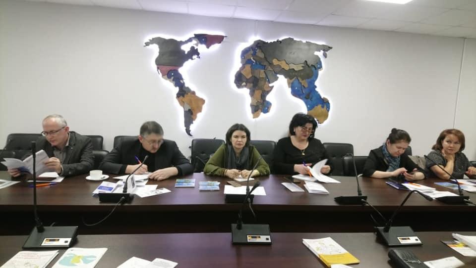 Круглый стол на тему: «Взаимодействие НКО-власть-бизнес в решении социальных проблем в РСО-Алания